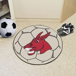 University of Central Missouri Soccer Ball Mat 27'' Diameter [378-FS-FAN]