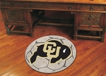 University of Colorado Soccer Ball [4091-FS-FAN]