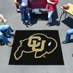 University of Colorado Tailgater Mat 60'' x 72'' [4090-FS-FAN]