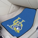 University of Delaware Carpet Car Mat 2 Pc 18'' x 27'' [5442-FS-FAN]