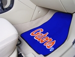University of Florida Team Logo Carpet Car Mat 2 Pc 18'' x 27'' [5098-FS-FAN]