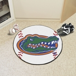 University of Florida Baseball Mat 27'' Diameter - Mascot Design [4152-FS-FAN]
