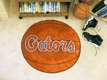 University of Florida Basketball Mat 27'' Diameter [5102-FS-FAN]
