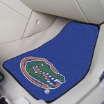 University of Florida Team Mascot Carpet Car Mat 2 Pc 18'' x 27'' [5076-FS-FAN]