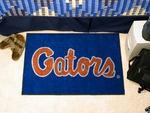 University of Florida Gators Script Starter Rug,19'' x 30'' [5097-FS-FAN]