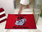 University of Georgia All-Star Rugs 34'' x 45'' - Mascot Design [4956-FS-FAN]