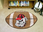 University of Georgia Football Rug 22'' x 35'' [4951-FS-FAN]