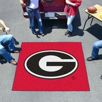 University of Georgia Tailgater Mat 60'' x 72'' [4994-FS-FAN]