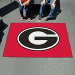 University of Georgia Ultimat 60'' x 96'' [4995-FS-FAN]