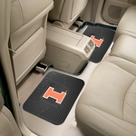 University of Illinois Backseat Utility Mat 2 Pc 14'' x 17'' [12281-FS-FAN]