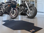 University of Illinois Motorcycle Mat [15245-FS-FAN]