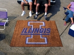 University of Illinois Tailgater Mat 60'' x 72'' [1955-FS-FAN]