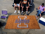 University of Illinois Ulti-Mat 60'' x 96'' [1954-FS-FAN]
