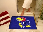 University of Kansas All-star Mat 34'' x 45'' [3604-FS-FAN]