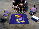 University of Kansas Tailgater Mat 60'' x 72'' [3606-FS-FAN]