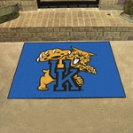 University of Kentucky All-star Mat 34'' x 45'' - Mascot Design [795-FS-FAN]