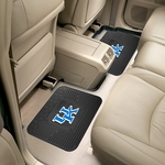 University of Kentucky Backseat Utility Mat 2 Pc 14'' x 17'' [12284-FS-FAN]