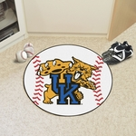 University of Kentucky Baseball Mat 27'' Diameter - Mascot Design [798-FS-FAN]