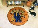 University of Kentucky Basketball Mat - Mascot Design [797-FS-FAN]