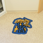 University of Kentucky Mascot Mat Approx. 36'' x 36'' [7916-FS-FAN]