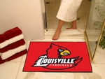 University of Louisville All-Star Rugs 34'' x 45'' [2642-FS-FAN]
