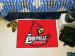 University of Louisville Starter Rug,19'' x 30'' [2646-FS-FAN]