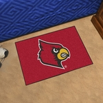 University of Louisville Starter Mat 19'' x 30'' [2646-FS-FAN]