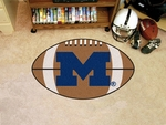 University of Michigan Football Rug [3403-FS-FAN]