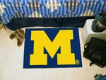 University of Michigan Starter Mat 19'' x 30'' [3409-FS-FAN]