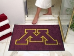 University of Minnesota All-Star Rugs 34'' x 45'' [1024-FS-FAN]