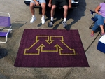 University of Minnesota Tailgater Rug 60'' x 72'' [1022-FS-FAN]