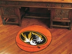 University of Missouri Basketball Mat 27'' Diameter [3279-FS-FAN]