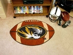 University of Missouri Football Rug [3277-FS-FAN]