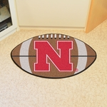 University of Nebraska Football Mat 22'' x 35'' [2879-FS-FAN]