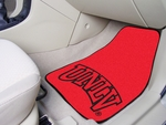 University of Nevada - Las Vegas 2-piece Carpeted Car Mats 18'' x 27'' [5498-FS-FAN]