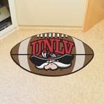 University of Nevada - Las Vegas Football Mat 22'' x 35'' [1975-FS-FAN]