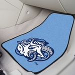 University of North Carolina - Chapel Hill Team Mascot Carpet Car Mat 2 Pc 18'' x 27'' [5428-FS-FAN]