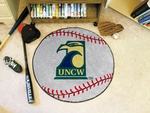 University of North Carolina - Wilmington Baseball Mat 27'' Diameter [501-FS-FAN]