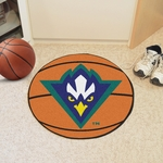 University of North Carolina - Wilmington Basketball Mat 27'' Diameter [500-FS-FAN]