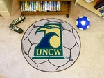 University of North Carolina - Wilmington Soccer Ball [502-FS-FAN]