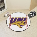 University of Northern Iowa Baseball Mat 27'' Diameter [510-FS-FAN]