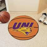 University of Northern Iowa Basketball Mat 27'' Diameter [509-FS-FAN]