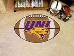 University of Northern Iowa Football Rug 22'' x 35'' [508-FS-FAN]