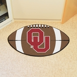 University of Oklahoma Football Mat 22'' x 35'' [2389-FS-FAN]