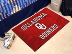 University of Oklahoma Starter Mat 19'' x 30'' [2394-FS-FAN]