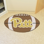 University of Pittsburgh Football Mat 22'' x 35'' [1718-FS-FAN]