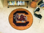 University of South Carolina Basketball Mat 27'' Diameter [1586-FS-FAN]
