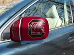 University of South Carolina Small Mirror Covers - Set of 2 [12645-FS-FAN]