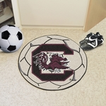 University of South Carolina Soccer Ball Mat 27'' Diameter [1590-FS-FAN]