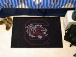 University of South Carolina Starter Rug,19'' x 30'' [1587-FS-FAN]